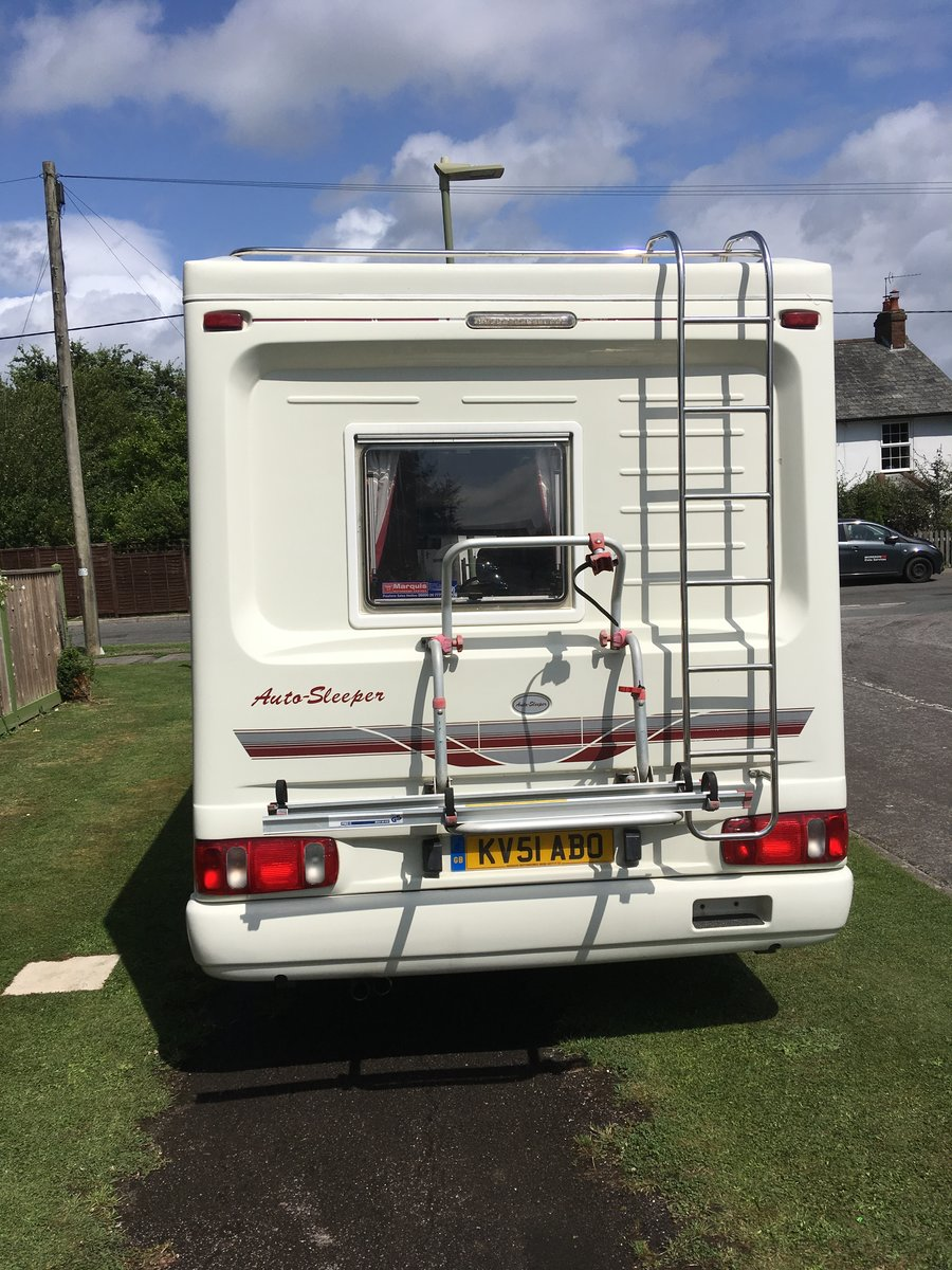 2001 Vw Sherborne auto sleeper For Sale (picture 5 of 6)