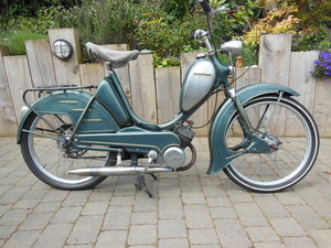 1956 Zundapp Combinette moped very original NOW SOLD For Sale