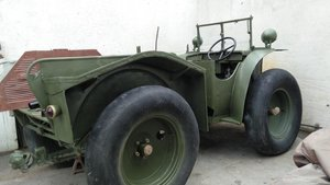 1930 ARTILLERY TRUCK PAVESI For Sale