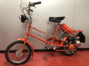 1968 CLARK SCAMP AUTOCYCLE CYCLE MOTOR NEW BIKE! £2750 OFFERS PX? For Sale
