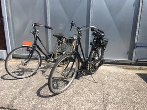 1978 MATCHING PAIR CYCLE MOTORS AUTOCYCLE £895 OFFERS