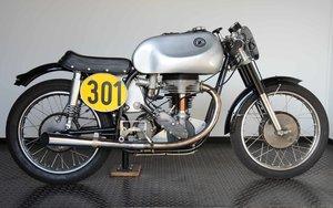1953 original racing motorcycle - bevel 4-stroke OHC For Sale