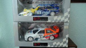 Mc Laren 1/18 models