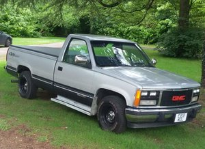 1988 GMC Sierra American Pickup Truck  For Sale