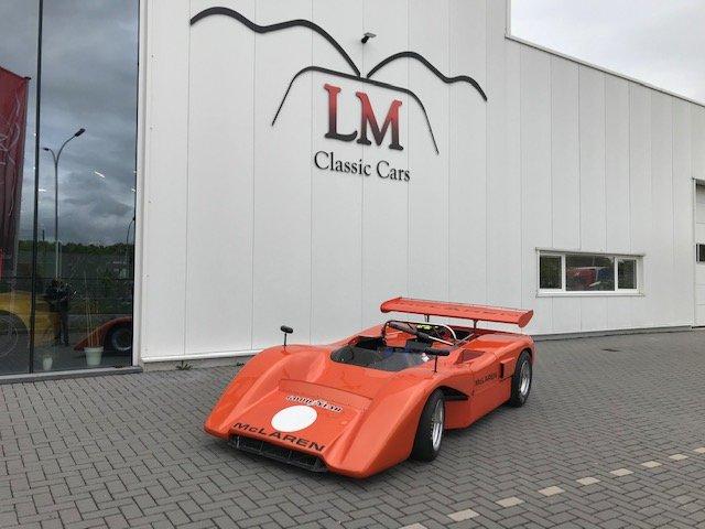 McLaren M8E Sports GT Race car For Sale (picture 1 of 6)