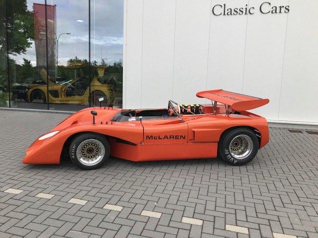 McLaren M8E Sports GT Race car For Sale (picture 2 of 6)