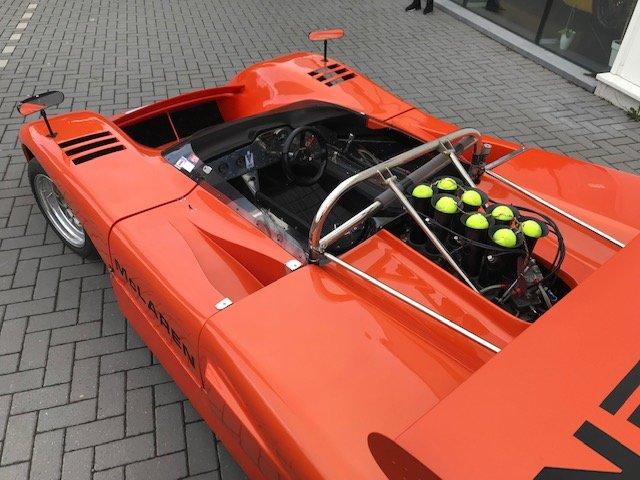 McLaren M8E Sports GT Race car For Sale (picture 3 of 6)