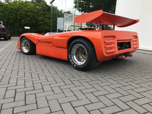 McLaren M8E Sports GT Race car For Sale (picture 5 of 6)