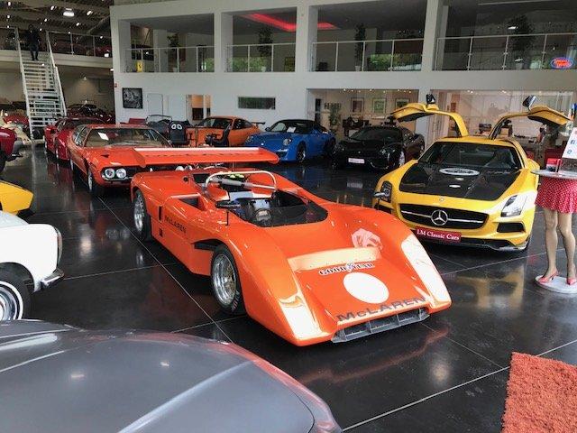 McLaren M8E Sports GT Race car For Sale (picture 6 of 6)