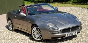 2002 LOVELY  LOW  MILEAGE  SPYDER   For Sale