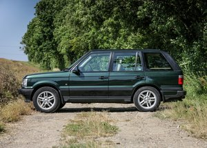 2001 Land Rover Range Rover HSE (P38) For Sale by Auction