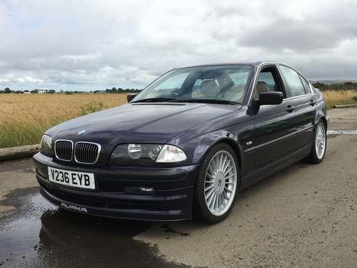 1999 Alpina B3 BMW at Morris Leslie Auction 17th August SOLD by Auction (picture 1 of 6)