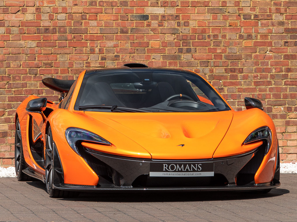 2015 McLaren P1 - Delivery Mileage For Sale (picture 1 of 24)