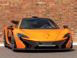2015 McLaren P1 - Delivery Mileage For Sale