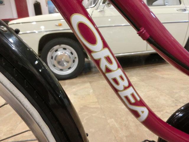 BICYCLE ORBEA CHARLESTON - 1990 For Sale (picture 6 of 6)