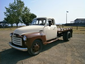 1951 GMC 1 Ton Flatbed - Lot 940 For Sale by Auction