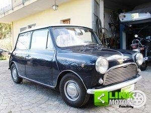 INNOCENTI (MK3) MINI MINOR 850cc (1971) - ASI