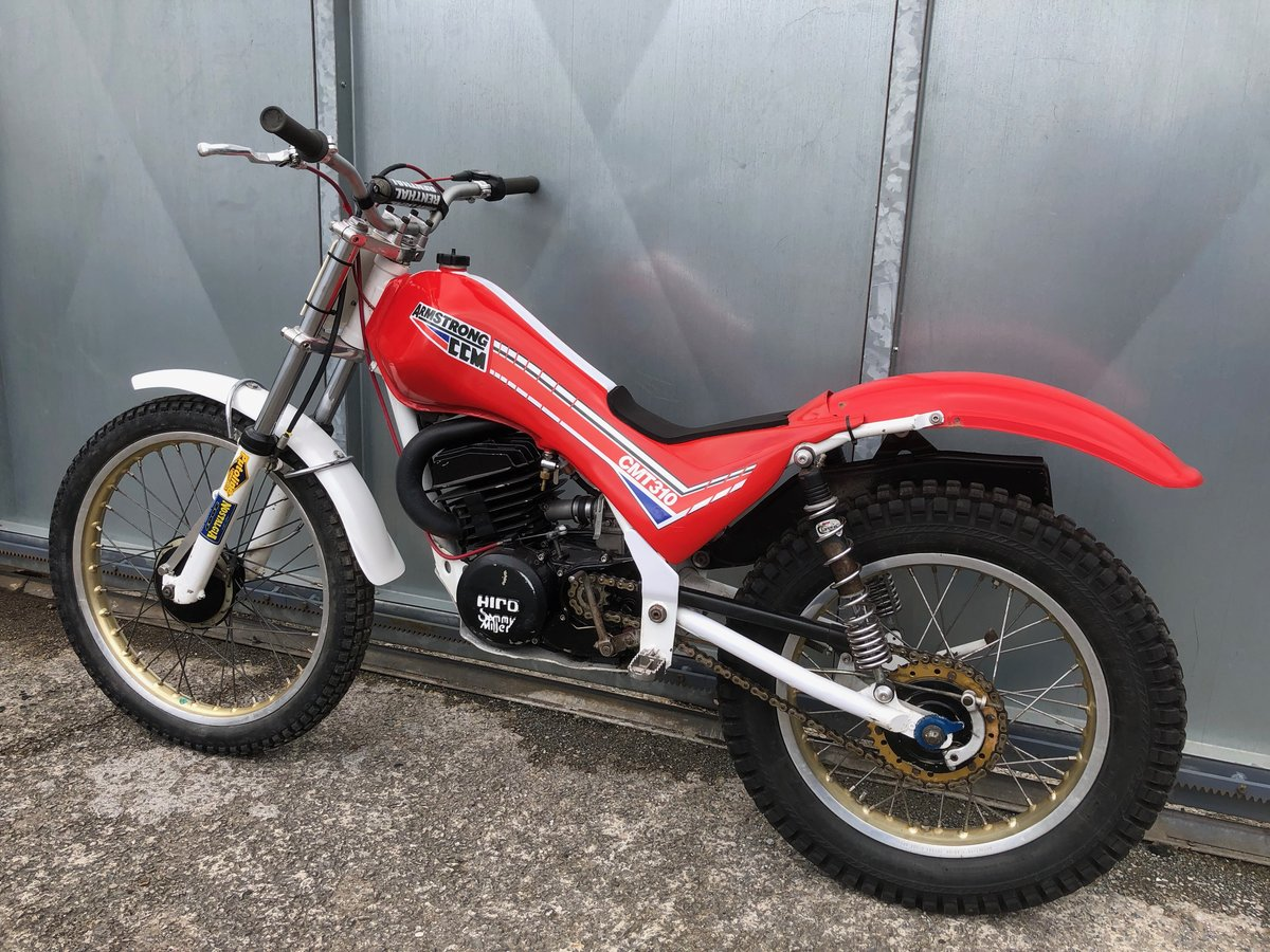 1985 CCM ARMSTRONG HIRO RARE & VERY TIDY TRIALS £2895 OFFERS PX For Sale (picture 3 of 6)