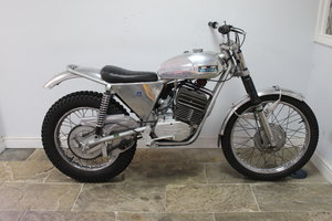 1973 Wassell Antelope Low Fender Trials bike For Sale