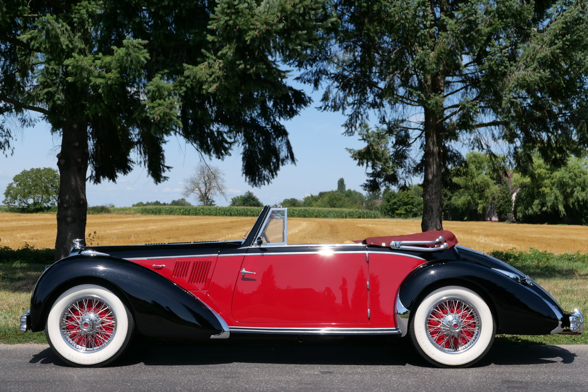 1948 Talbot Lago T26 Record Cabriolet d'Usine For Sale (picture 1 of 6)