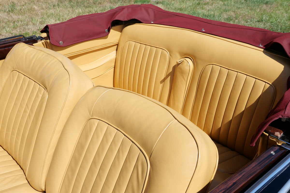 1948 Talbot Lago T26 Record Cabriolet d'Usine For Sale (picture 5 of 6)