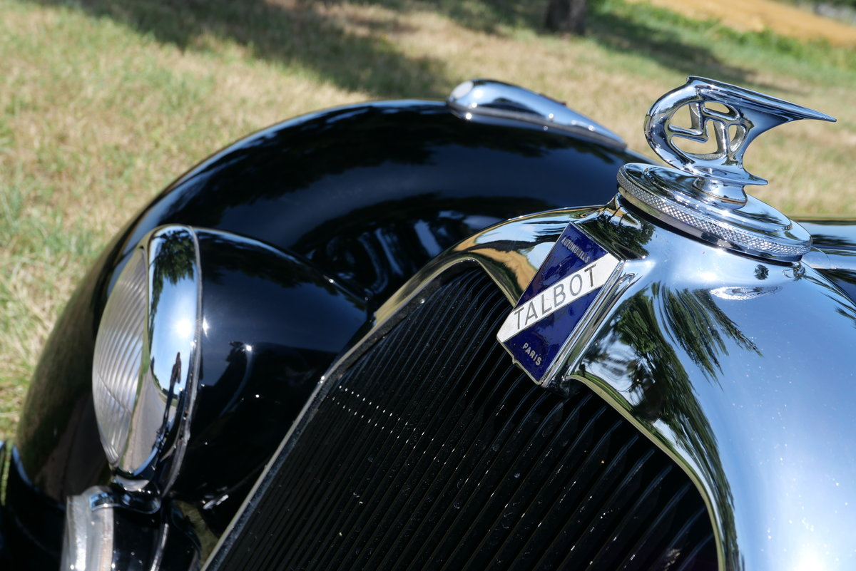 1948 Talbot Lago T26 Record Cabriolet d'Usine For Sale (picture 6 of 6)