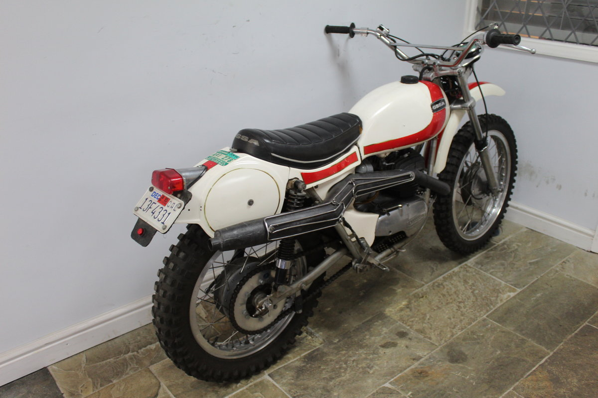1972 OSSA 250 E Enduro  Presented in original condition For Sale (picture 2 of 6)