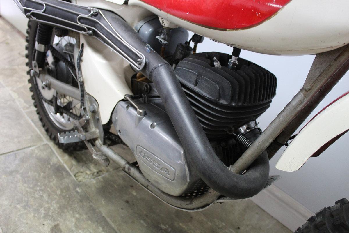 1972 OSSA 250 E Enduro  Presented in original condition For Sale (picture 3 of 6)