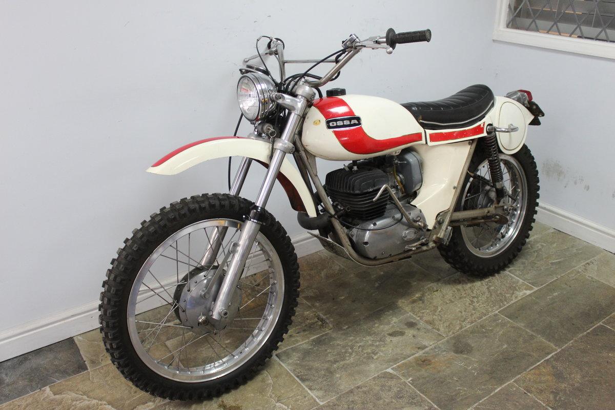 1972 OSSA 250 E Enduro  Presented in original condition For Sale (picture 5 of 6)