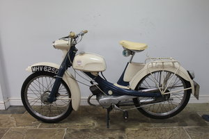 1966 NSU Quickly 49 cc Moped  Excellent and original  SOLD