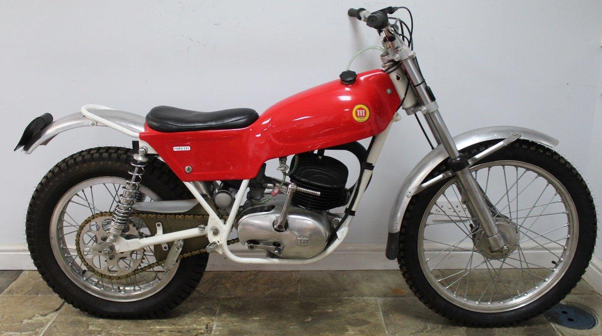 1970 Montesa  Cota 247 MK2 Trials Bike Truly Superb For Sale (picture 1 of 6)
