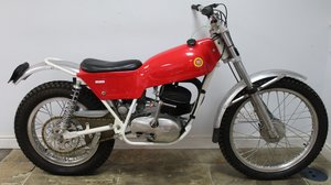 1970 Montesa  Cota 247 MK2 Trials Bike Truly Superb SOLD