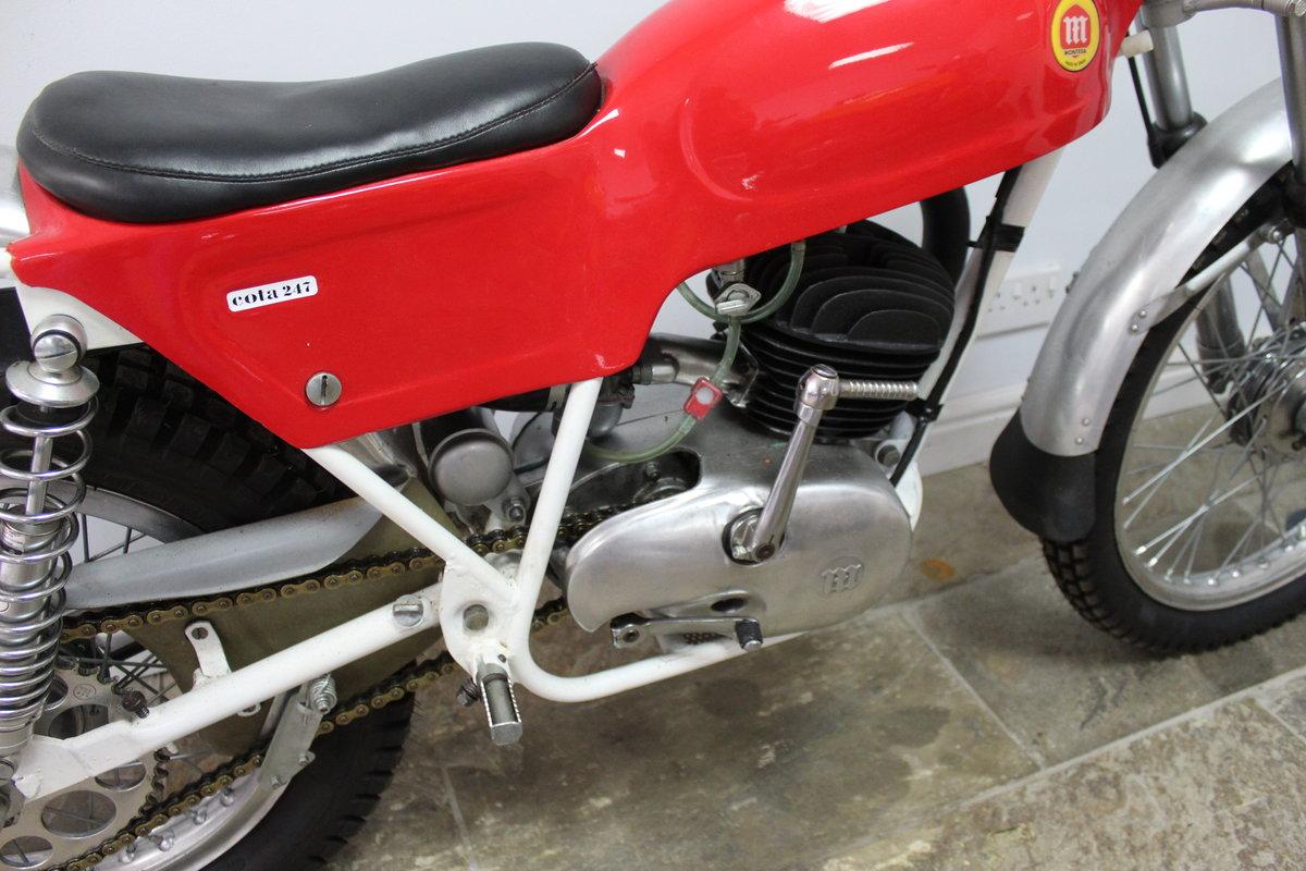 1970 Montesa  Cota 247 MK2 Trials Bike Truly Superb For Sale (picture 2 of 6)