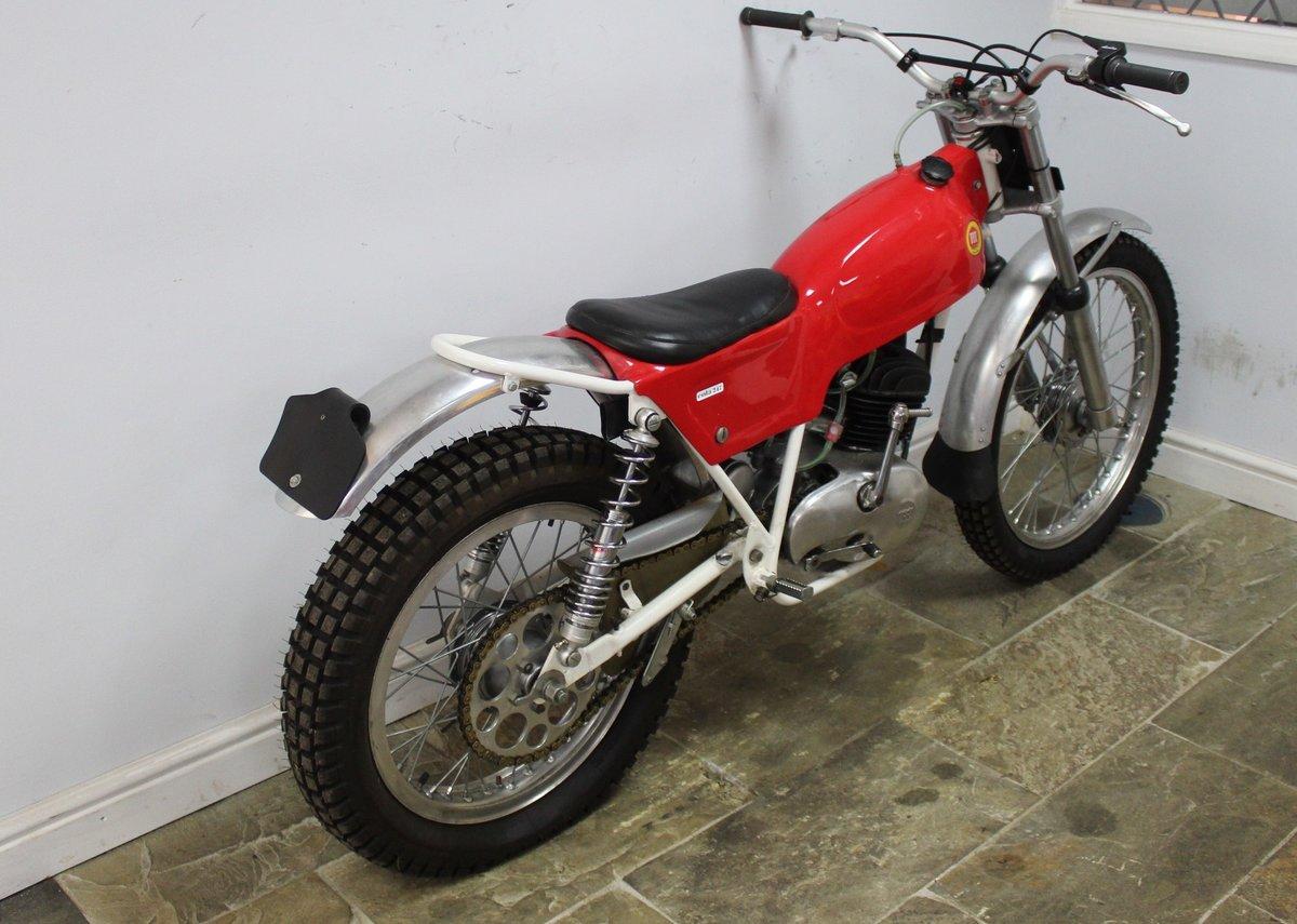 1970 Montesa  Cota 247 MK2 Trials Bike Truly Superb For Sale (picture 3 of 6)