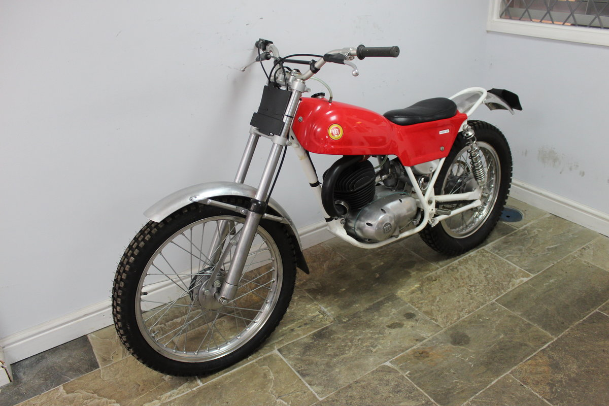1970 Montesa  Cota 247 MK2 Trials Bike Truly Superb For Sale (picture 5 of 6)