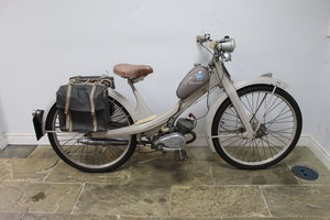 1955 NSU Quickly 49 cc Moped Beautiful ORIGINAL Untouched SOLD