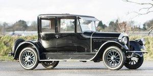 1922 PIERCE-ARROW MODEL 38 OPERA COUPÉ