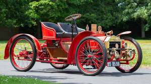 1903 MINIATURE VELOX 3.5HP TWO-SEATER