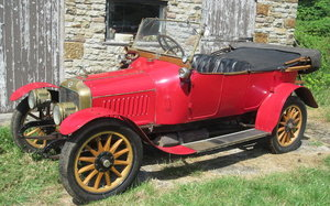 1914 BRASIER 9HP TOURER For Sale by Auction