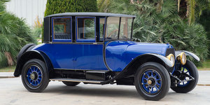C.1921 BREWSTER COUPÉ For Sale by Auction