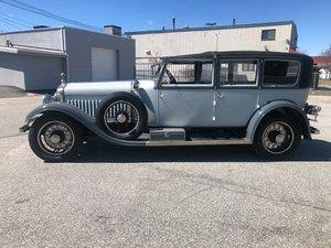 1926 Minerva af town car c