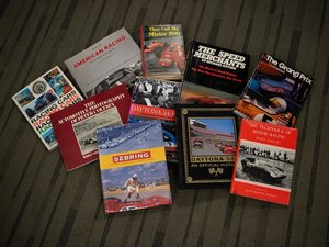 Racing Book Lot For Sale by Auction