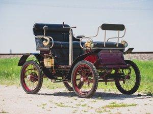 1900 De Dion-Bouton Type E Vis  Vis Voiturette