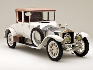 1911 Rolls-Royce Silver Ghost Drophead Coupe by Barker