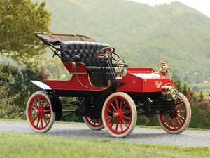 1903 Dyke Runabout