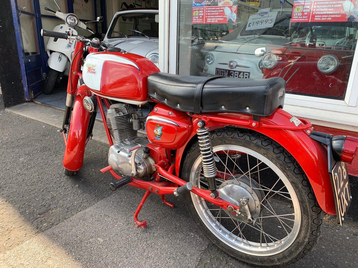 1959 Super Rare Moto Morini For Sale (picture 1 of 6)