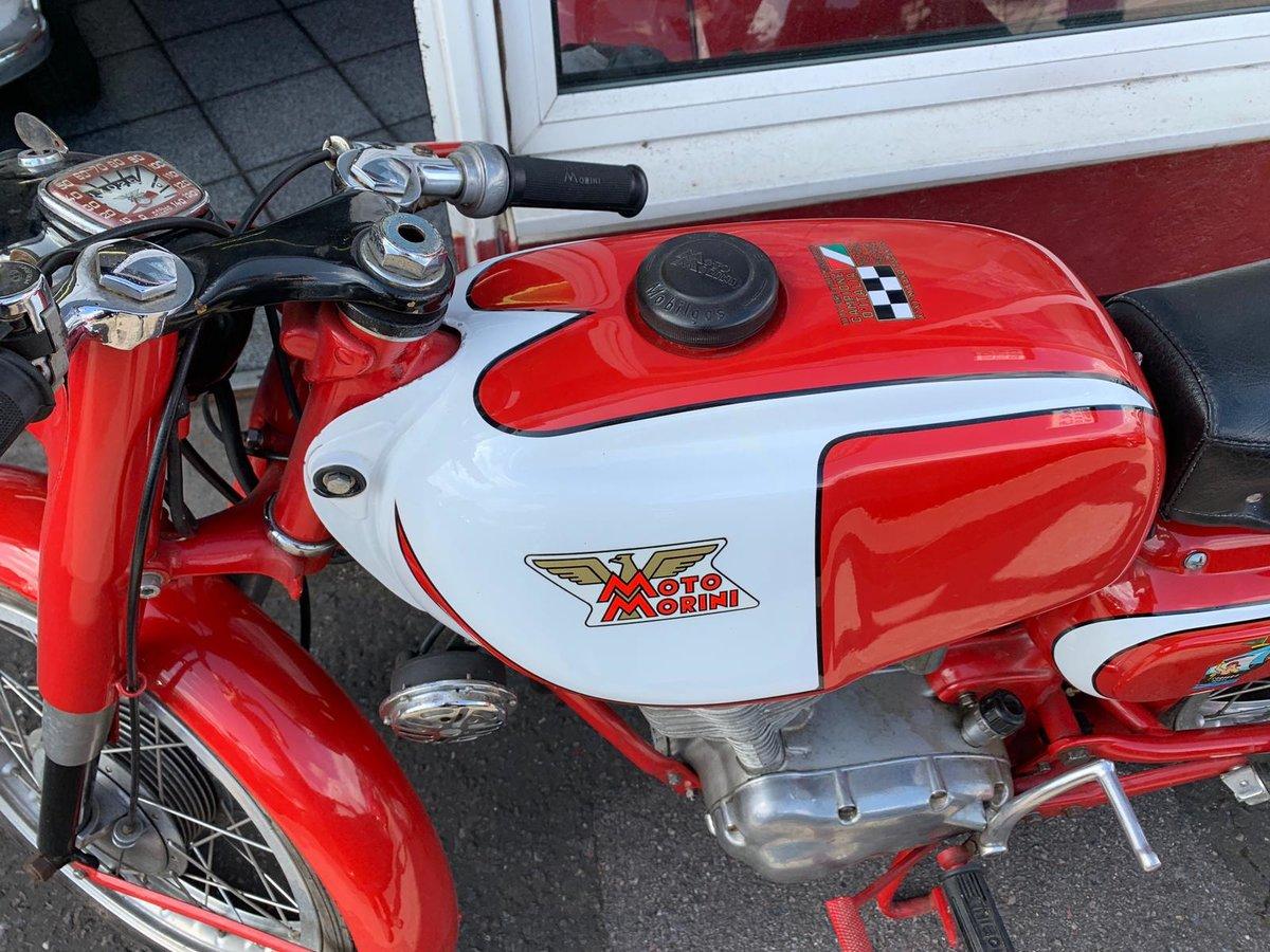1959 Super Rare Moto Morini For Sale (picture 2 of 6)