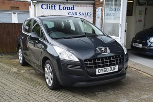 2010 (60) Peugeot 3008 1.6 HDi Active 5dr EGC For Sale