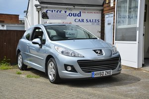 2010 (60) Peugeot 207 1.4 Millesim 3dr - ONLY 14000 MILES! - For Sale