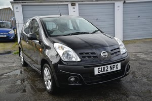 2012 (12) Nissan Pixo 1.0 N-Tec 5dr For Sale